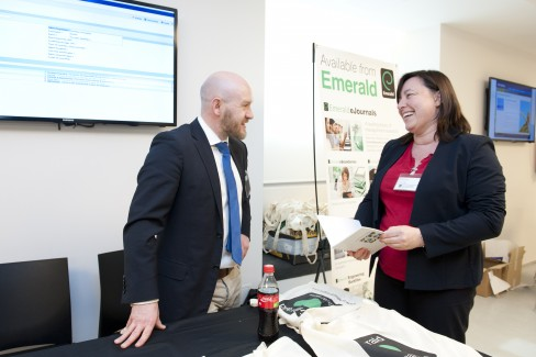 Emerald at IE EBSLG Continental Meeting 2014