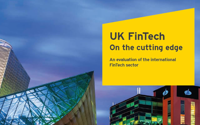 EY UK FinTech On the cutting edge