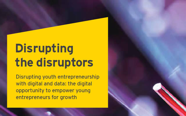 EY disrupting the disruptors